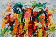 Schilderijen: Art-Prints, Don't come closer!